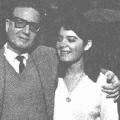 Beatriz Allende Bussi, his daughter.