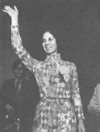His daughter María Isabel Allende Bussi.