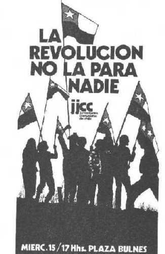 Nobody stops the Revolution.