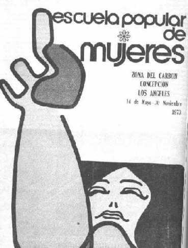 Escuela Popular de Mujeres.